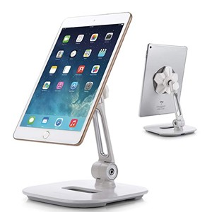Sleek Magnetic Tablet Stand